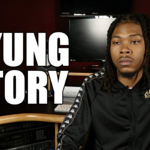 "Yung Tory on ""Water"" Going Viral, Linking Up with Lil Durk, Signing to OTF (Part 2)"