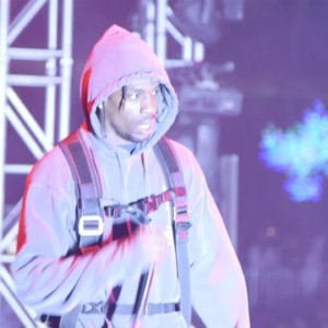Travis Scott Demands for the Protection of Lil B After Altercation – Rolling Loud Festival -Bay Area