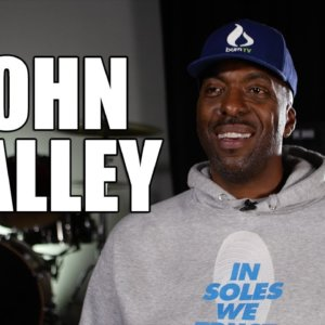 """John Salley Clarifies What Dennis Rodman Meant by """"Hating Detroit"""" (Part 3)"""