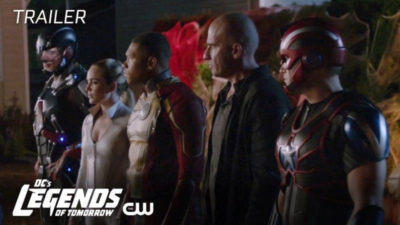 Watch Online - DC's Legends of Tomorrow