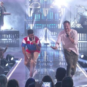 Thunder/Young Dumb & Broke (Medley/Live On The American Music Awards – 2017)