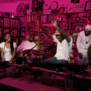 Tyler, The Creator: NPR Music Tiny Desk Concert