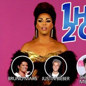 Bruno Mars, Justin Bieber, or Shawn Mendes? Shangela Plays 1 Has 2 Go! | Billboard