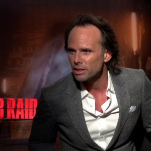 'Tomb Raider' Star Walton Goggins Talks About Playing the Villain | VIBE