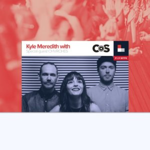 Kyle Meredith With… Lauren Mayberry of CHVRCHES