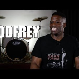 Godfrey on Tekashi Daring People to Touch Him: DMX Would Have Shown Up (Part 13)