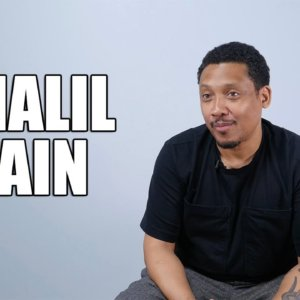 Khalil Kain on Getting 'Juice' Role at 27, 2Pac and Other Actors were Teenagers (Part 2)