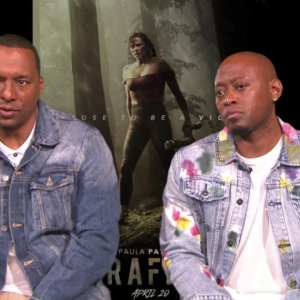 "Omar Epps & Deon Taylor Discuss Sex Trafficking And New Movie ""Traffik"""