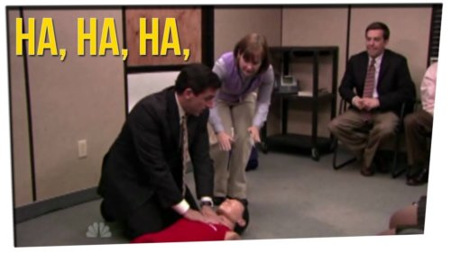 """Woman Saves Squirrel Using CPR from """"The Office"""" ft. Boze & DavidSoComedy"""