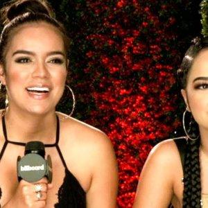 Becky G, Karol G & Yuridia Play 20 Questions   Billboard Latin Music Week 2018