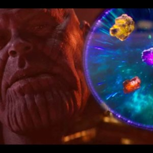Does the THANOS Theory Locate Marvel's Infinity Stones?
