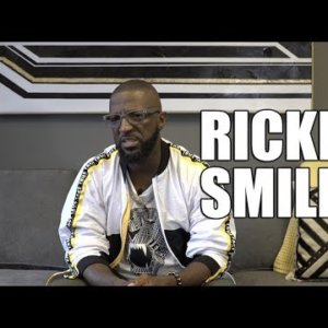 Ricky Smiley: Martin Lawrence is My #3 Top Comedian After Pryor and Murphy (Part 9)