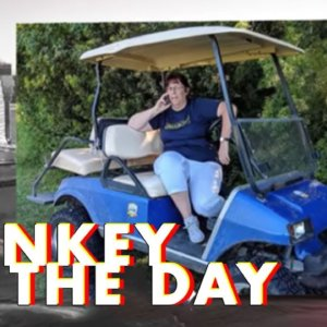 Golf Cart Gail | Donkey Of The Day
