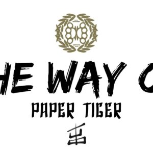 """The Way Of – """"Paper Tiger"""" Brass Butterfly Recordings – Official Lyric Video"""