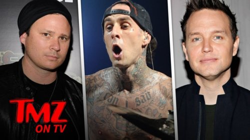 Blink-182 Reunion Happening?! | TMZ TV