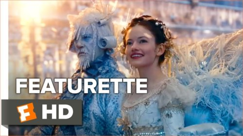 The Nutcracker and the Four Realms Featurette – Journey to the Four Realms | Movieclips Coming Soon