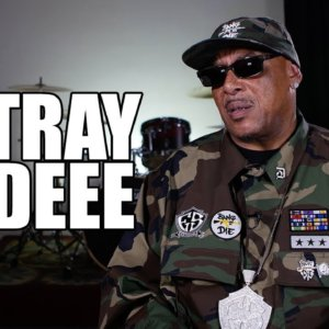 "Tray Deee Speaks on ""Backlash"" Over VladTV Black & Mexican Gang Interview (Part 2)"