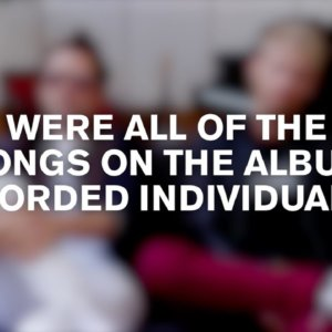 MUSE – Songs Recorded Individually [Simulation Theory Behind-The-Scenes]