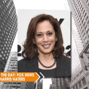 Fox News & Kamala Harris Haters | Donkey Of The Day