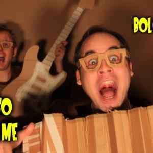 """Bolonium – """"Happy Go Lucky Me"""" Needle Juice Records"""
