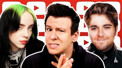 Shane Dawson Billie Eilish Toxicity, Is Privacy Dead, & Elizabeth Warren's War On Mike Bloomberg