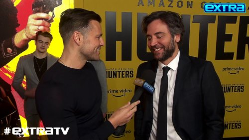 Josh Radnor Calls 'Hunters' Thrilling, Sad, and Hilarious