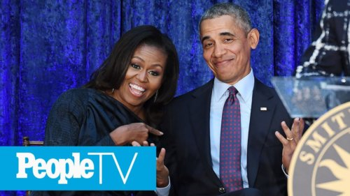 Barack And Michelle Obama Are Each Other's Number One Fan   PeopleTV
