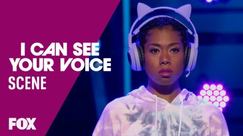 The Judges Discuss The Gamer Girl | Season 1 Ep. 8 | I Can See Your Voice
