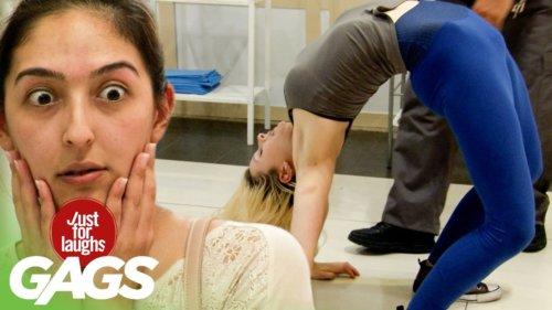 Injured Woman Gets DANGEROUS Back Treatment